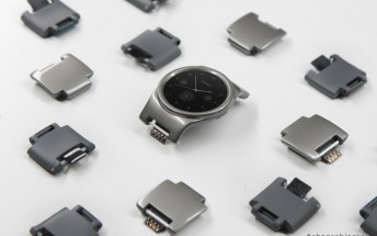 Blocks modular smartwatch hits Kickstarter, passes financing goal in a few hours