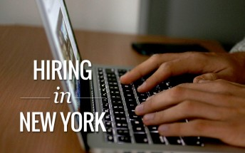 GSMArena is hiring writers in New York