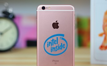The next iPhone might be powered by Intel chips