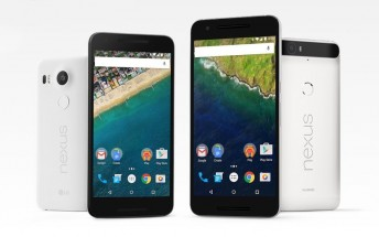 LG Nexus 5X, Huawei Nexus 6P now up for pre-order in India