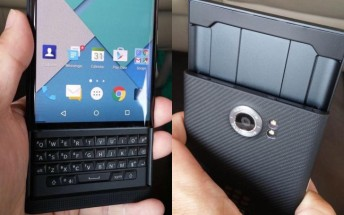 BlackBerry Priv pre-registrations are now open