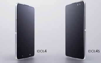 Alcatel unveils new IDOL 4 and IDOL 4S at MWC 2016