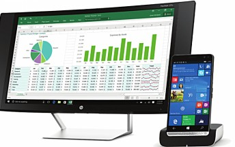 Business-focused HP Elite x3 unveiled, comes with Windows 10, SD820, and 4GB RAM
