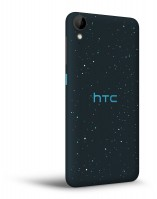 The speckled back of the Desire 825
