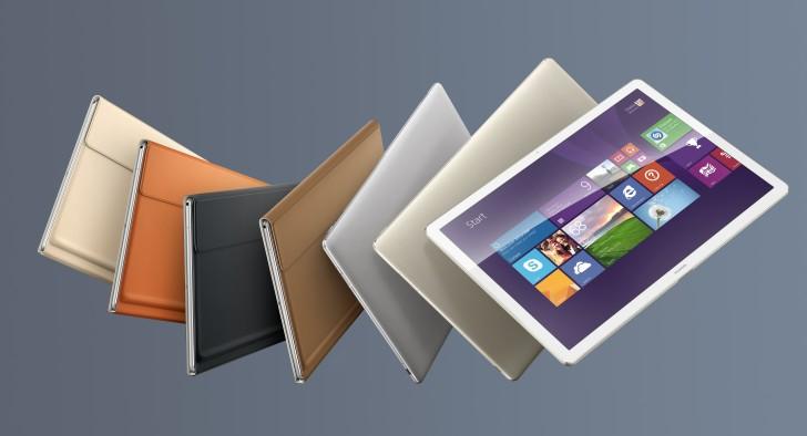 ក្រុមហ៊ុន Huawei ប្រកាសចេញ MateBook ដែលដើរដោយ Intel Core M