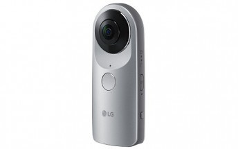 LG announces LG 360 Cam
