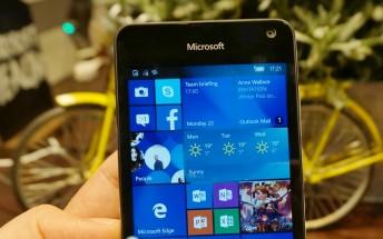 Microsoft Lumia 650 hands-on