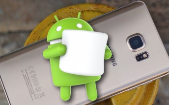 Android 6.0.1 Marshmallow update starts hitting Samsung Galaxy Note5