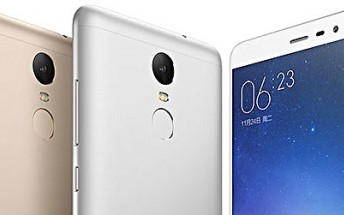 Xiaomi Redmi Note 3 landing in India next week