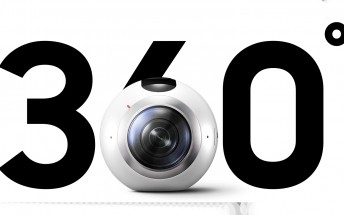 Samsung announces Gear 360, redefining the way we record content