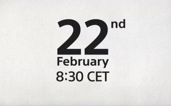 Sony teases its MWC 2016 event with a teaser video
