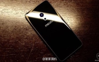 Purported Meizu Pro 7 image leak shows off device's back