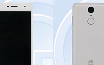 Huawei NCE-AL00 passes through TENAA with 13MP camera, 4,000mAh battery