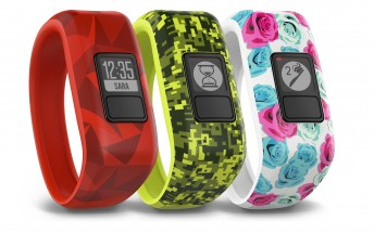 Garmin Vivofit Jr. tracks your kid's activity and motivates it along the way
