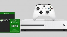 Microsoft offering free game and Xbox Live Gold membership with select Xbox One S consoles