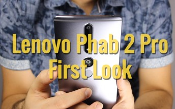 First look at the Lenovo Phab 2 Pro [Video]