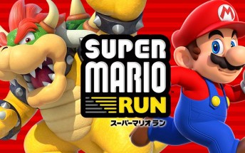 Super Mario Run starts rolling out on Android