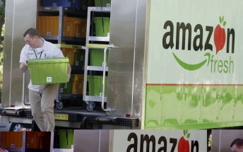Amazon Fresh grocery delivery service reportedly coming to UK