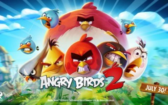 Angry Birds 2 will be found in app stores on July 30