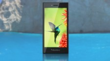 BlackBerry Leap battery life test