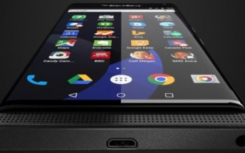 BlackBerry gets Android domains, confirms a phone is coming