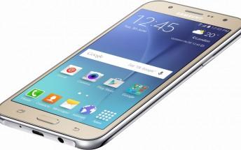 Galaxy J7 found running the new Exynos 7580 chipset