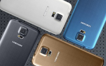 Samsung Galaxy S5 receiving new security update