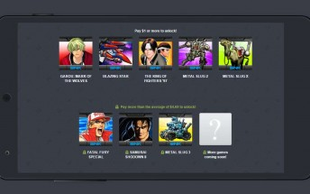Latest Humble Bundle for Android features classic Neo Geo titles