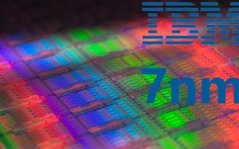 IBM announces the world's first 7nm chip with functioning transistors