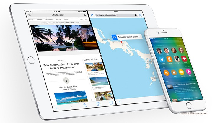 Apple is rolling out second iOS 9 public beta