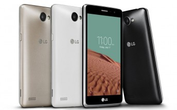 LG Bello II unveiled with 5MP selfie camera