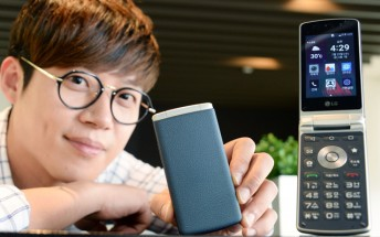 LG Gentle is an Android Lollipop flip phone for Korea