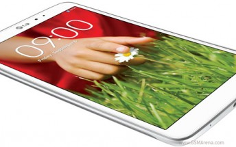 LG G Pad 2 said to be powered by SD-805 SoC, coming this October