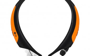 LG unveils the Tone Active, a Bluetooth headset that will be exclusive to AT&T
