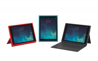 Logi Blok iPad cases arrive from Logitech with drop protection