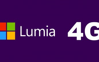 Microsoft is pushing an OTA to enable 4G on select Lumia device in India