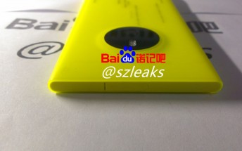 Polycarbonate high-end Lumia leaks with S810 inside