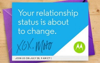 Motorola schedules event for July 28, multiple devices may be outed