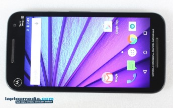 Moto G (3rd gen) will be in stores in the UK on July 29