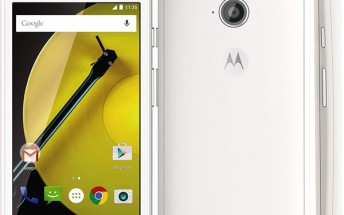 Moto E (2nd gen) receives a price cut in India