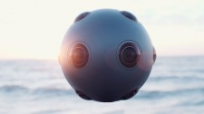 OZO is Nokia's new pro-grade virtual reality camera