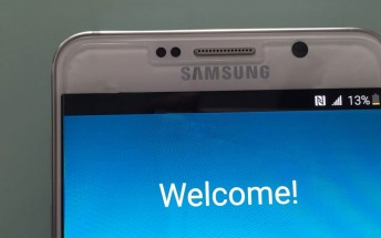 Samsung Galaxy Note 5 and Galaxy S6 edge+ live images appear