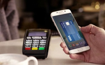 Samsung partners with MasterCard to bring Samsung Pay to Europe