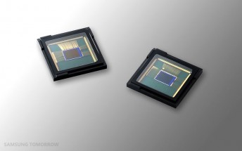 Samsung outs the first smartphone image sensor with 1.0μm pixels