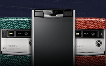 Leaked Vertu V06 benchmark reveals high-end specs