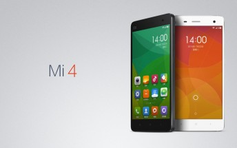 Xiaomi Mi4 64GB now with a permanent price cut in India