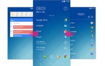Nokia Z Launcher gets minor update, still in beta