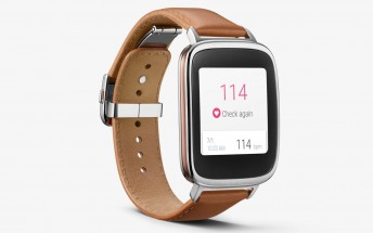 Asus ZenWatch now costs $129.99 in the Google Store