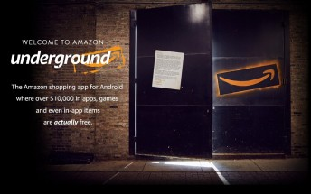 Amazon Underground launches on Android giving away apps worth $10,000