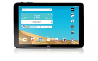 LG G Pad X 10.1 is official for AT&T, lands on September 4